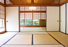 日本家屋の和室