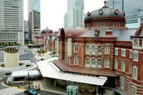 東京駅丸の内側