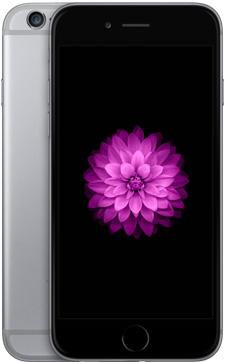 iPhone 6(スペースグレー)