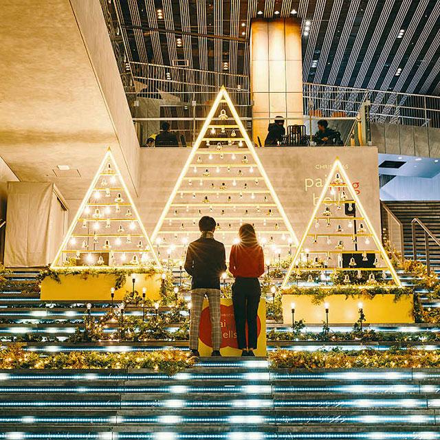 渋谷ストリーム正面大階段
