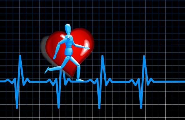 心電図のパルス