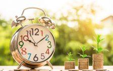 時計と月給